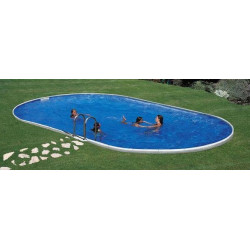 Kit Piscine STARPOOL 8.10x4.65X1.50