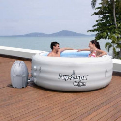 Le SPA gonflable lay z premium de Bestway