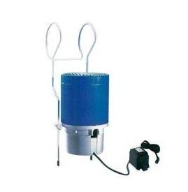 Filtration à mousse pour un débit de 2 mètres cube par heure