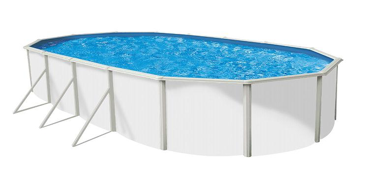 Piscine en kit zyke for Piscine zyke