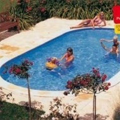 Piscine enterr e kit zodiac for Piscine zyke
