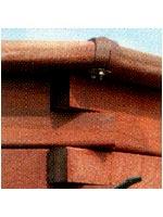 l'épaisseur du bois synonyme de qualité de la structure