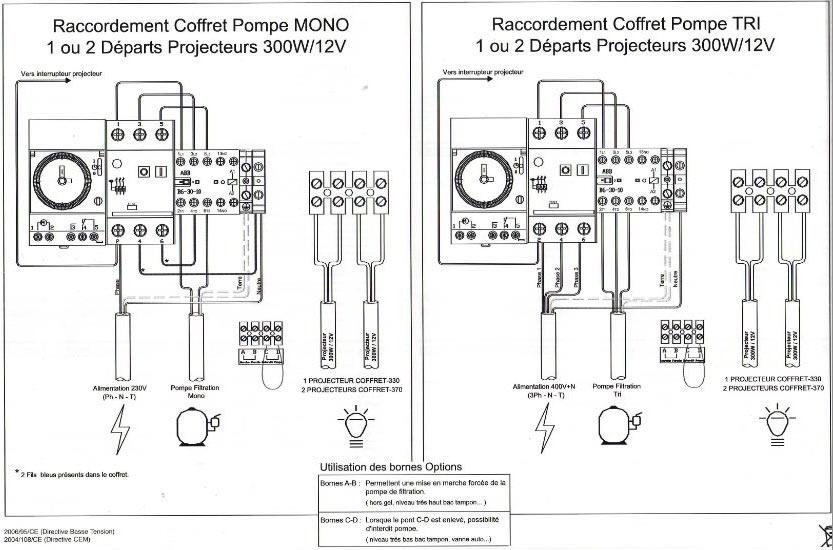 branchement electrique pompe a chaleur piscine  u2013 bande