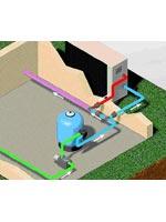 Le fonctionnement de la pompe à chaleur climexel