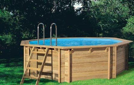 piscine hors sol bois zyke