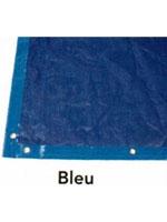 La bâche tenora est disponible en couleur bleue