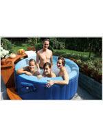 Le spa gonflable pour vous divertir entre amis
