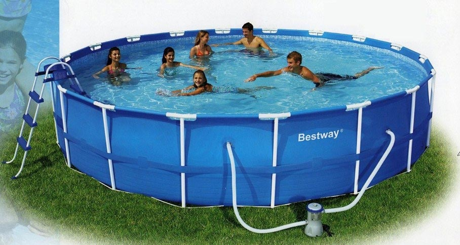 Piscine gonflable tubulaire for Piscine zyke