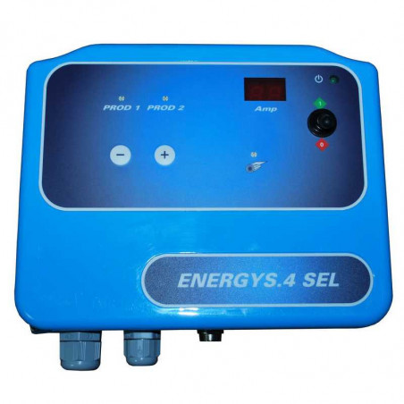 Electrolyse ENERGYS PACIFIC