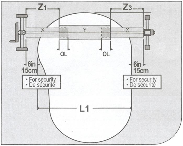 Schéma enrouleur électrique piscine