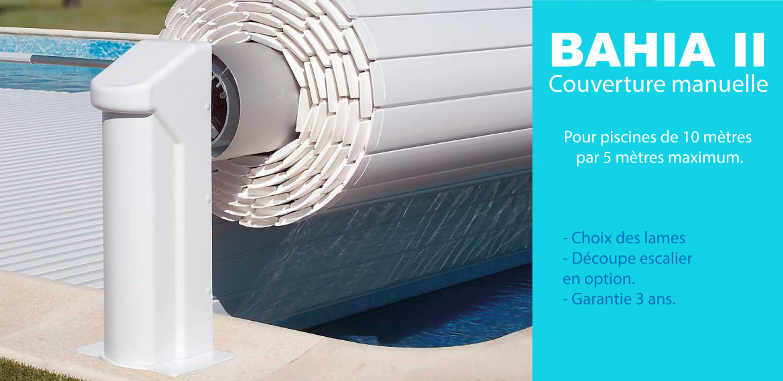 Couverture maunelle bahia for Abri piscine zyke