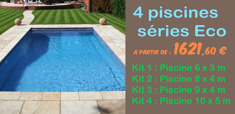 kit piscine ma onn e s rie eco. Black Bedroom Furniture Sets. Home Design Ideas