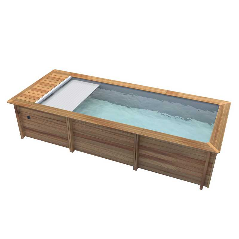 piscine urbaine x x m piscine zyke. Black Bedroom Furniture Sets. Home Design Ideas