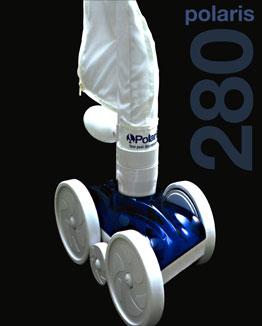 Robot polaris 280 nettoyeur hydraulique for Robot piscine polaris 280 occasion