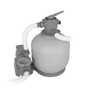 Platine filtration hors sol sable bestway flowclear 7 5 m3h - Fonctionnement filtre a sable piscine ...