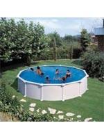 Une piscine hors gr ronde sans filtration de de for Piscine 50m toulouse