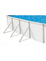 Kit piscine esprit x x for Piscine hors sol haute qualite