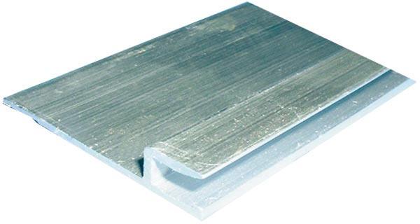 un rail hung en aluminium de deux m tres pour fixer votre liner. Black Bedroom Furniture Sets. Home Design Ideas