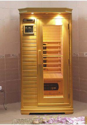 un sauna mod le 191 en cabine infrarouge pour vous offrir. Black Bedroom Furniture Sets. Home Design Ideas